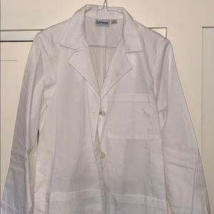 Landau Women's Lab Coat Size 6